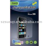 Three layers Clear Screen Protector For Mobile Phone