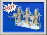 Mini outdoor high voltage vacuum circuit breaker