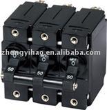 Multifunctional Hydraulic-electromagnetic circuit breaker