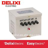 Delixi Brand 220v 24v Illumination Type Control Transformer (JMB/BJZ/DG/BZ)
