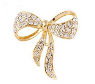 2012 Charm butterfly tie Brooch TBB0001