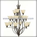 Europe flower tree chandelier lamp/light (C80312)