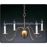 Simply europe bronzed painted chandelier lamp/light (C60022)