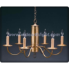 Unitive dark bronze color chandelier lamp/light (C60011)
