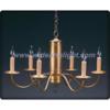 Unitive dark bronze color chandelier lamp/light (C60011)