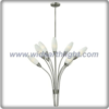 9 arms modern design flower bouquet chandelier lamp (C80323)