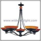 Home goods black chandelier new designs with bowl shades (C80900)