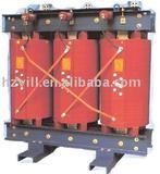 12kv Resin Insulation Dry Type Power Transformer
