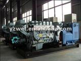 64KW/80KVA STYER (WD615.61DC) generator silented performances