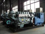 90KW/112.5KVA STYER (WD615.61DC) soundproof diesel generator