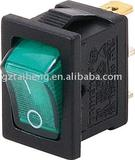 Mini Rocker switch with lighted