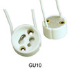 low factory price-GU10 porcelain halogen lamp holder