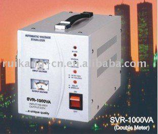 Stabilizer (SVR--1000VA, single phase, avr, single phase)