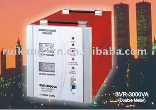 stabilizer ( SVR--3000VA, single phase, relay type)
