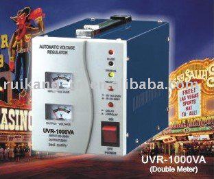 AVR (UVR-1000VA, single phase, relay type) stabilizer