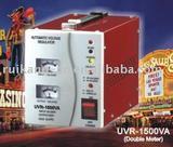 stabilizer UVR-1500VA (relay type, single phase)