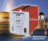 voltage stabilizer UVR-500VA (relay type, single phase)