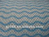 spunlace non-woven fabric for wiping cloth