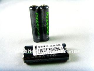 battery revolution!AAA Low self-discharge rechargeable Ni-MH batteries 900mAh,Ready to Use battery