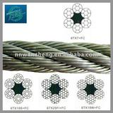 Facial Contacted Wire Ropes