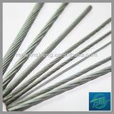 Zinc-5% Aluminum-Rare Earth Alloy Coating Steel Wire Strand