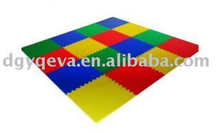 EVA foam camping floor play mats