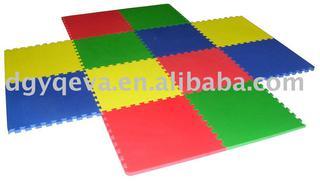 EVA colorful play mat