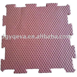 EVA foam ground play mat
