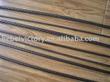 low relaxation high strength indented PC Wire