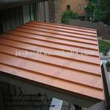 Ovenbaked and embossed aluminum coils/sheets