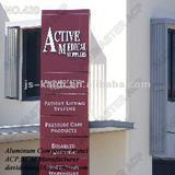 Signboard aluminium composite panel acp