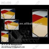 Gloss PE ACP aluminium composite panel