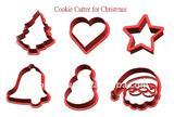 6pcs Cookie cutter