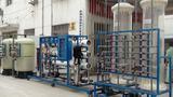 deionizer, water deioinizer, ultra-pure water treatment equipment