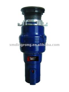 1/2HP Food Waste Disposer With Stainless Steel Grinding Element