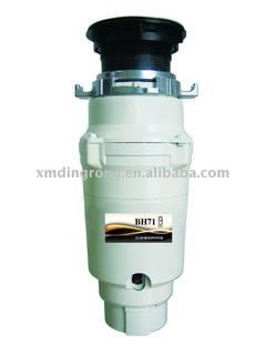 1/2HP Standard White Series Garbage Disposal