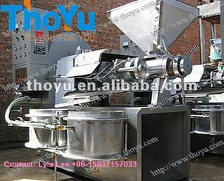 Spiral oil press machine/screw oil mill/oil press