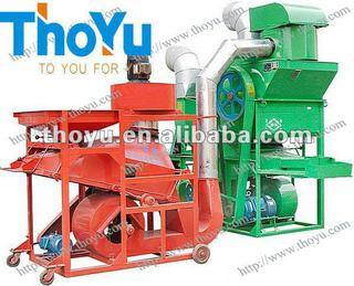 Peanut shelling group/peanut pneumatic conveying/cleaning and shelling group TY series