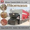 rice husk fired boiler