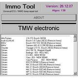 Universal ECU/IMMO dump repair tool