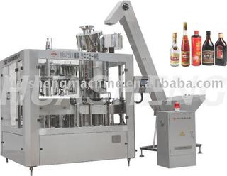 alcoholic drink filling machine