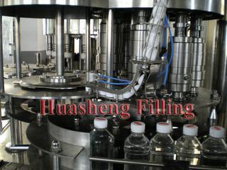 water bottling plant
