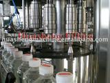 flavored water filling machine