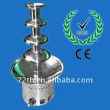 4 Tiers Stainless Steel Chocolate Fountain Free Shipping Party Supplies