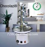 4 Tiers Stainless Steel Chocolate Fountain Free Shipping Banquet Equipment