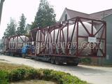 exporting storage tank