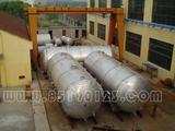 aluminum storage tank(commercial pure aluminum)