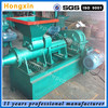 coal and charcoal extruder machine/coal stick briquette extruder