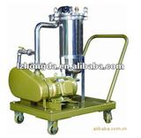 bag filters for coating treatment