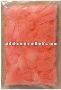 pink preserved ginger